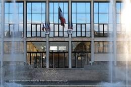 Saint-Nazaire (44)- Hôtel De Ville (Edition à Tirage Limité) - Saint Nazaire