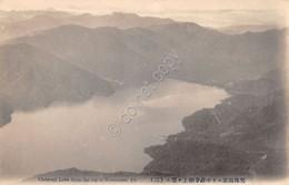 Cartolina Japan Chuzenji Lake From Top Of Nantaizan - Cartoline