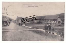 Landrichamps (le Bas Du Village - Canton De Givet - Cachet Felenne 1909) - Charleville