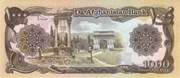 Afghanistan 1000 Afghani UNC - Afghanistan