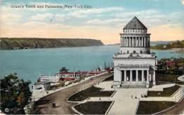 USA - New-York City - Grant's Yomb And Palisades - New York City