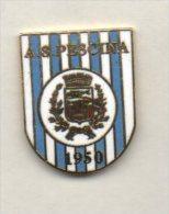 Pescina Valle Del Giovenco Calcio Distintivi FootBall Soccer Spilla Pins Italy L' Aquila Abruzzo - Voetbal