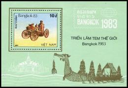 Vietnam 1983  YT BF 9 ; Mi# Block 22 (*)  MNG - Vietnam