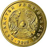 Monnaie, Kazakhstan, Tenge, 2014, Kazakhstan Mint, SUP, Nickel-brass - Kazakhstan