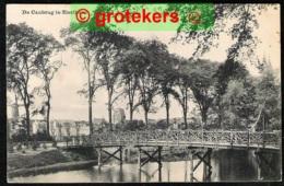ZIERIKZEE De Caubrug 1918 Met Molen / Moulin - Zierikzee