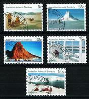 Antártida (Australiana) Nº 63/7 USADO - Usados
