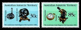 Antártida (Australiana) Nº 61/2 Nuevo - Australian Antarctic Territory (AAT)
