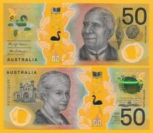 Australia 50 Dollars P-new 2018 UNC Polymer Banknote - Non Classés