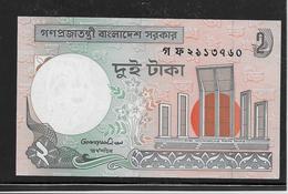 Bangladesh - 2 Taka - Pick N°6c - NEUF - Bangladesh