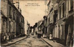 CPA Remalard-Partie De La Rue De I'Eglise (800232) - Remalard