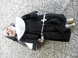 POUPEE RELIGIEUSE NONNE - Dolls