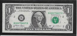Etats Unis - 1 Dollar - Pick N°515 - SUP - National Currency