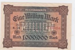 Billet De 1 Million De Mark Du 20-2-23  Neuf   Pick 86   Uniface - [ 2] 1871-1918 : Impero Tedesco