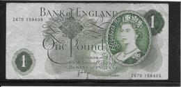 Grande Bretagne - 1 Pound - Pick N°374 - TB - 1 Pound