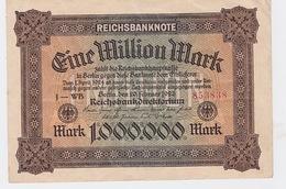 Billet De 1 Million De Mark Du 20-2-23     Pick 86   Uniface - [ 2] 1871-1918 : Impero Tedesco