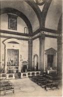 CPA Prato Chiesa Delle Garceri Veduta Dell'interno ITALY (800667) - Prato