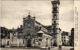 CPA Prato La Cattedrale ITALY (800678) - Prato