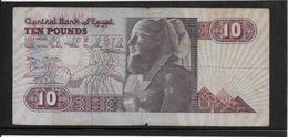 Egypte - 10 Pounds - Pick N°51 - TB - Aegypten