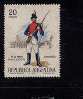 779970149 1967  SCOTT 838  POSTFRIS  MINT NEVER HINGED EINWANDFREI  (XX) - ARMY DAY HIGHLANDER - Unused Stamps