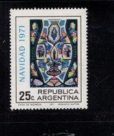 779970581 1971  SCOTT 970  POSTFRIS  MINT NEVER HINGED EINWANDFREI  (XX) - CHRISTMAS - Argentinien