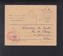 Lettre 9.5.45 Limoges - Poststempel (Briefe)