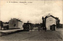 CPA ILE D'OLÉRON BOYARDVILLE La Gare (860513) - Ile D'Oléron