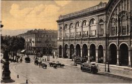 CPA Torino Stazione Di Porta Mouva ITALY (800828) - Collezioni & Lotti
