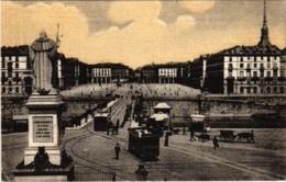 CPA Torino Piazza Vittoria Emanuele ITALY (800834) - Italie