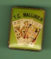 TAROT *** CLUB MALIJAIEN *** 1017 - Jeux
