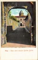 CPA Pisa Casa Dove Nacque Galileo Galilei ITALY (800986) - Pisa