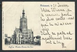 +++ CPA - TIENEN - TIRLEMONT - Eglise ND Du Lac  // - Tienen