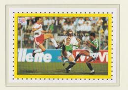 Maldives 1994 World Cup FIFA Football Souvenir Sheet MNH/** (H54) - Fußball-Weltmeisterschaft