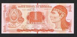 //  HONDURAS  1 LEMPIRA   2014 - Honduras