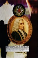 CPM LARDIE Voltaire FREEMASONRY (860955) - Lardie