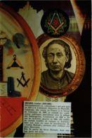 CPM LARDIE Michel Louise FREEMASONRY (860956) - Lardie