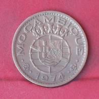 MOZAMBIQUE 50 CENTAVOS 1974 -    KM# 89 - (Nº29273) - Mozambique