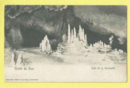 * Han Sur Lesse (Rochefort - Namur - La Wallonie) * (Jaumotte, Café De La Gare) Grotte De Han, Salle De La Grenouille - Rochefort