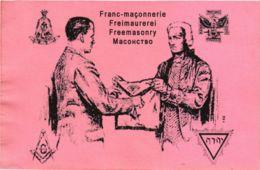 CPM FREEMASONRY (861144) - Philosophie & Pensées
