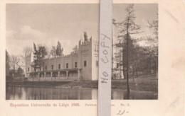 Exposition Universelle De Liège 1905 - Pavillon De L'Afrique N° 11 - Expositions