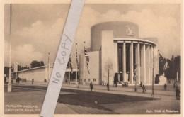 Pavillon Anglais (Exposition Bruxelles 1935) - Expositions