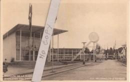 Pavillon De La Suisse (Exposition Bruxelles 1935) - Expositions