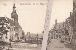 Vieillle Flandre - La Cour D'Egmont (Exposition Universelle Gand - 1913) - Exhibitions