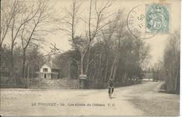 Le Touquet - Paris Plage - Les Abords Du Chateau - Le Touquet