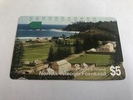 Norfolk Island - Kingston - Norfolk Eiland
