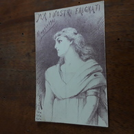 Cartolina Postale Illustrata 1900, G. G. Guiducci - Künstlerkarten