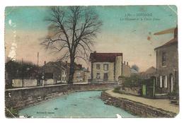 Ardennes GIVONNE RARE La Givonne Et Le Vieux Frêne Colorisé ... 2 Scans .......giv - Sonstige Gemeinden
