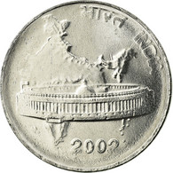 Monnaie, INDIA-REPUBLIC, 50 Paise, 2002, SUP, Stainless Steel, KM:69 - Inde