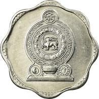 Monnaie, Sri Lanka, 10 Cents, 1991, TTB+, Aluminium, KM:140a - Sri Lanka