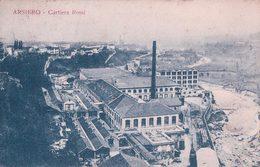 Italie, Arsiero, Cartiera Rossi, Usine (18.3.1917) - Other Cities