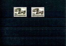 Oostenrijk Kat. Michel 968**/MNH Graues & Weisses Papier - 1945-.... 2nd Republic